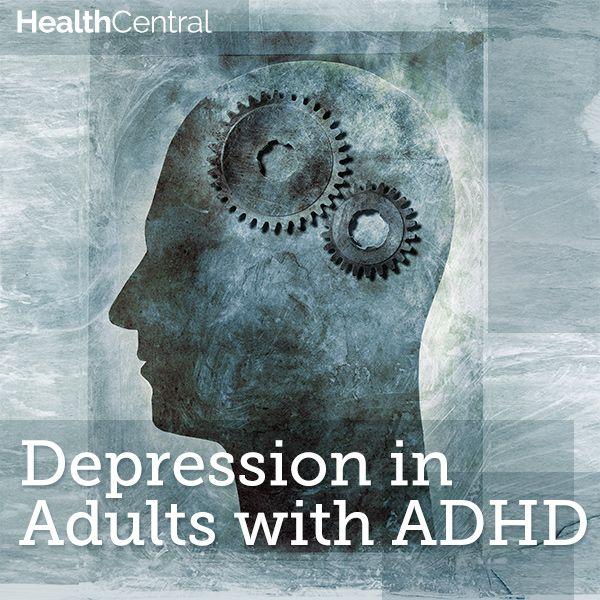 adhd depression Adult