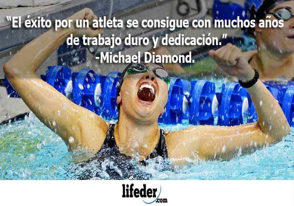 A Continuación Te Dejo 85 Frases De Atletismo Motivadoras De