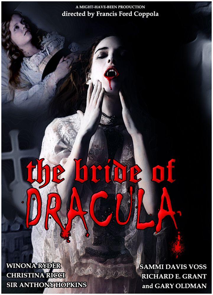 'Bride of Dracula' by David-Zahir.deviantart.com on @DeviantArt