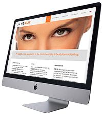 FaseVijf nieuwe website gemaakt door PMLinternet