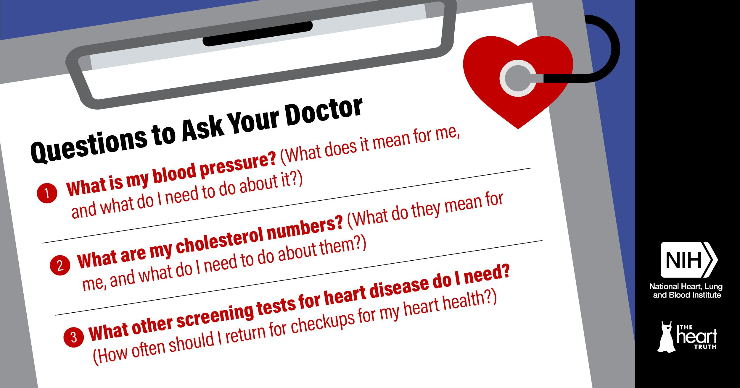 Questions to Ask Your Doctor About Heart Disease When You Have Diabetes photo