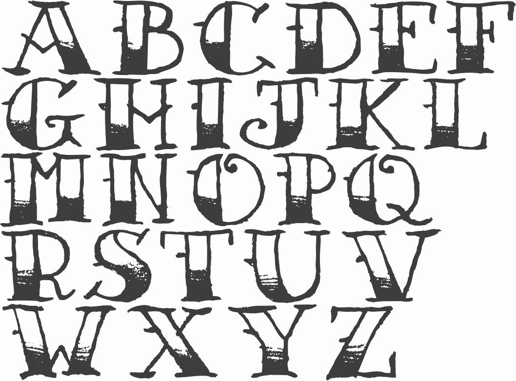 Different Letter Fonts To Draw 44 Best Images About Why