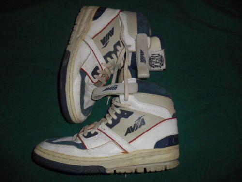 new concept 3932d 43607 VTG-80s-Avia-880-Basketball-Sneakers-For-the-Inside-Game-Sz-10-Rare