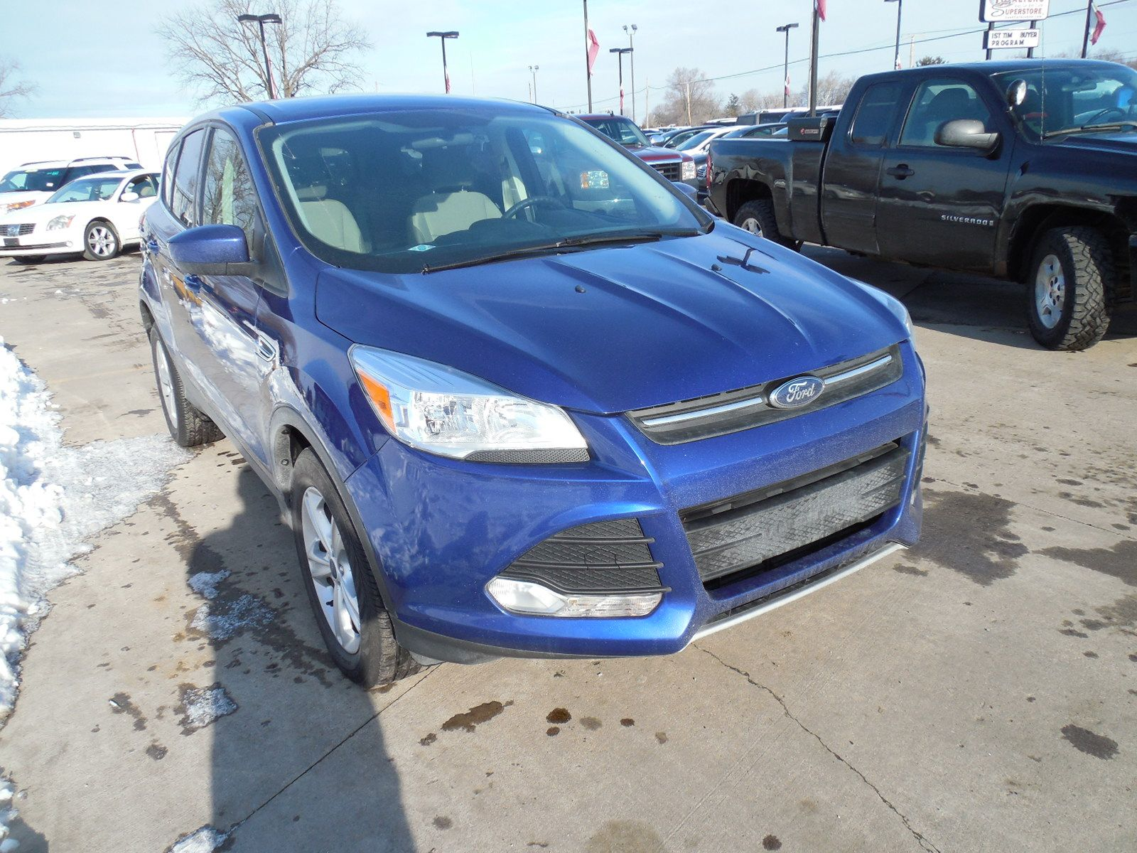 2014 ford escape se waltersusedcarandtrucksuperstore in goshen preowned cars trucks