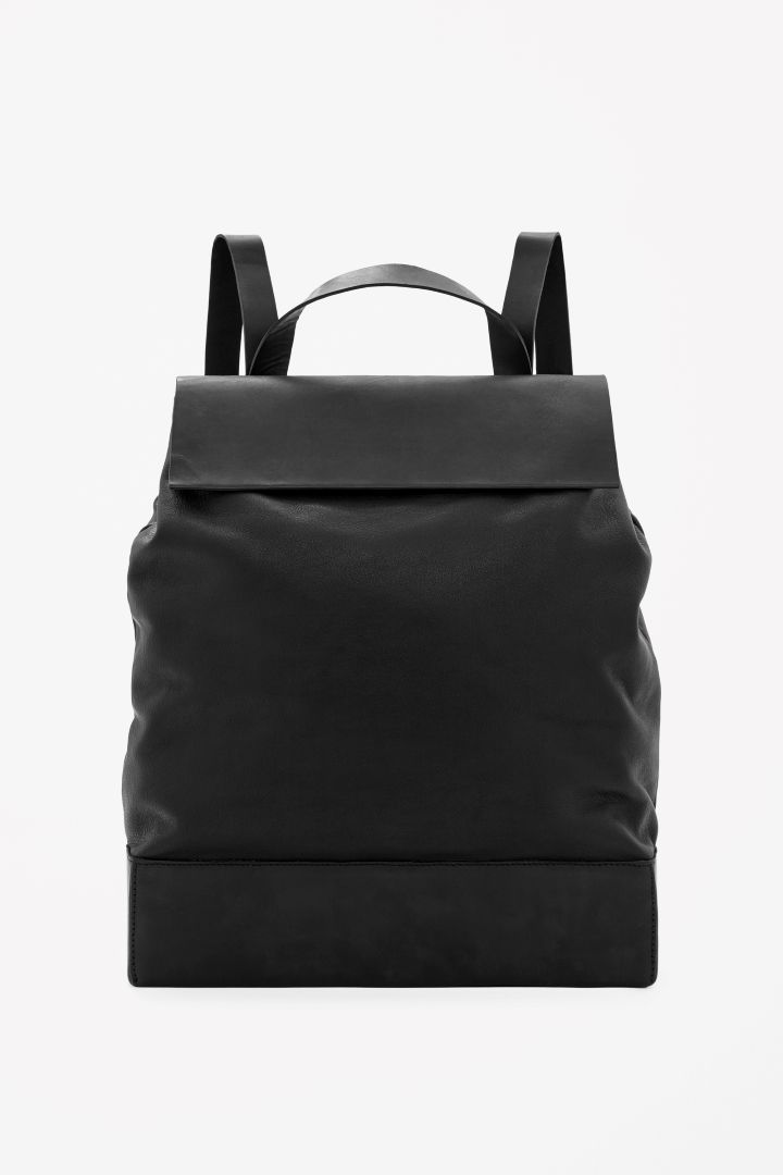 structured leather backpack bag bags, leather backpack, backpacks  structured leather backpack