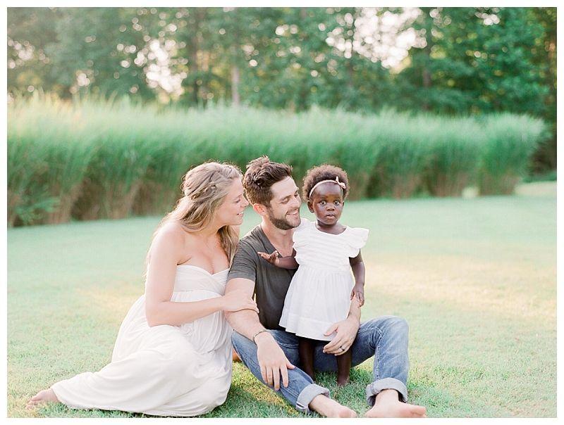 Thomas Rhett Family