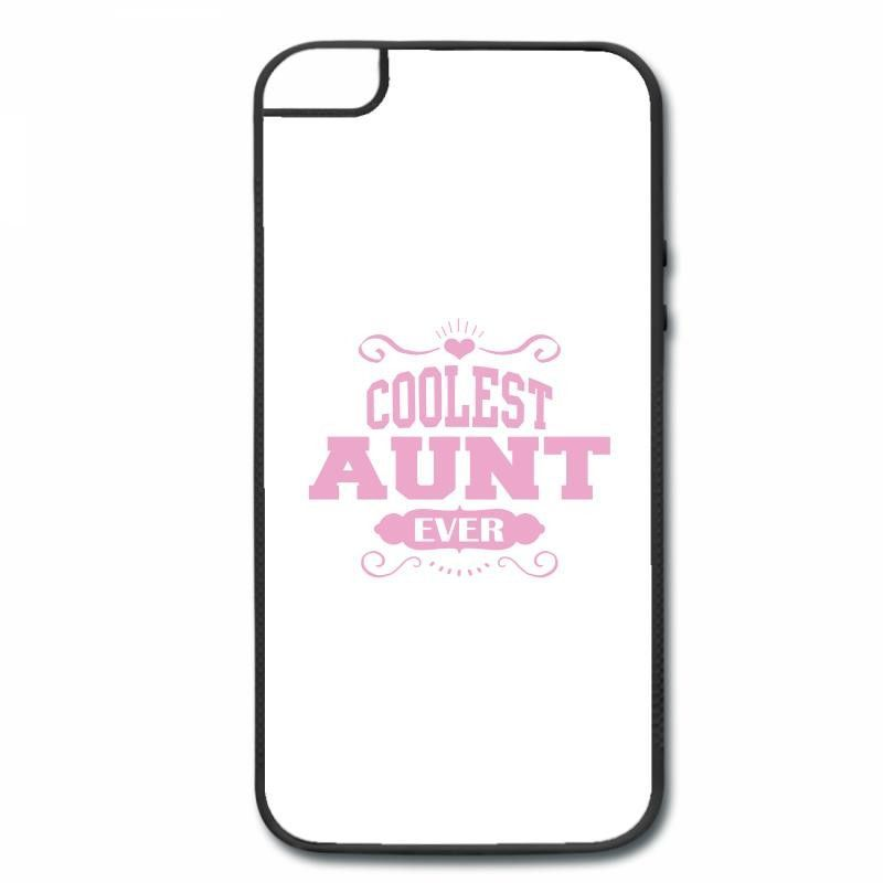 coolest aunt ever iPhone 5/5s Hard Case