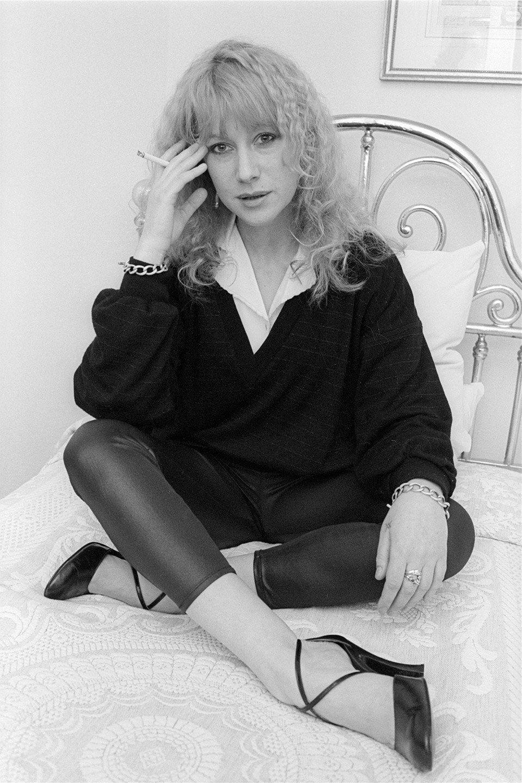 Allan Tannenbaum, Helen Mirren, 1979