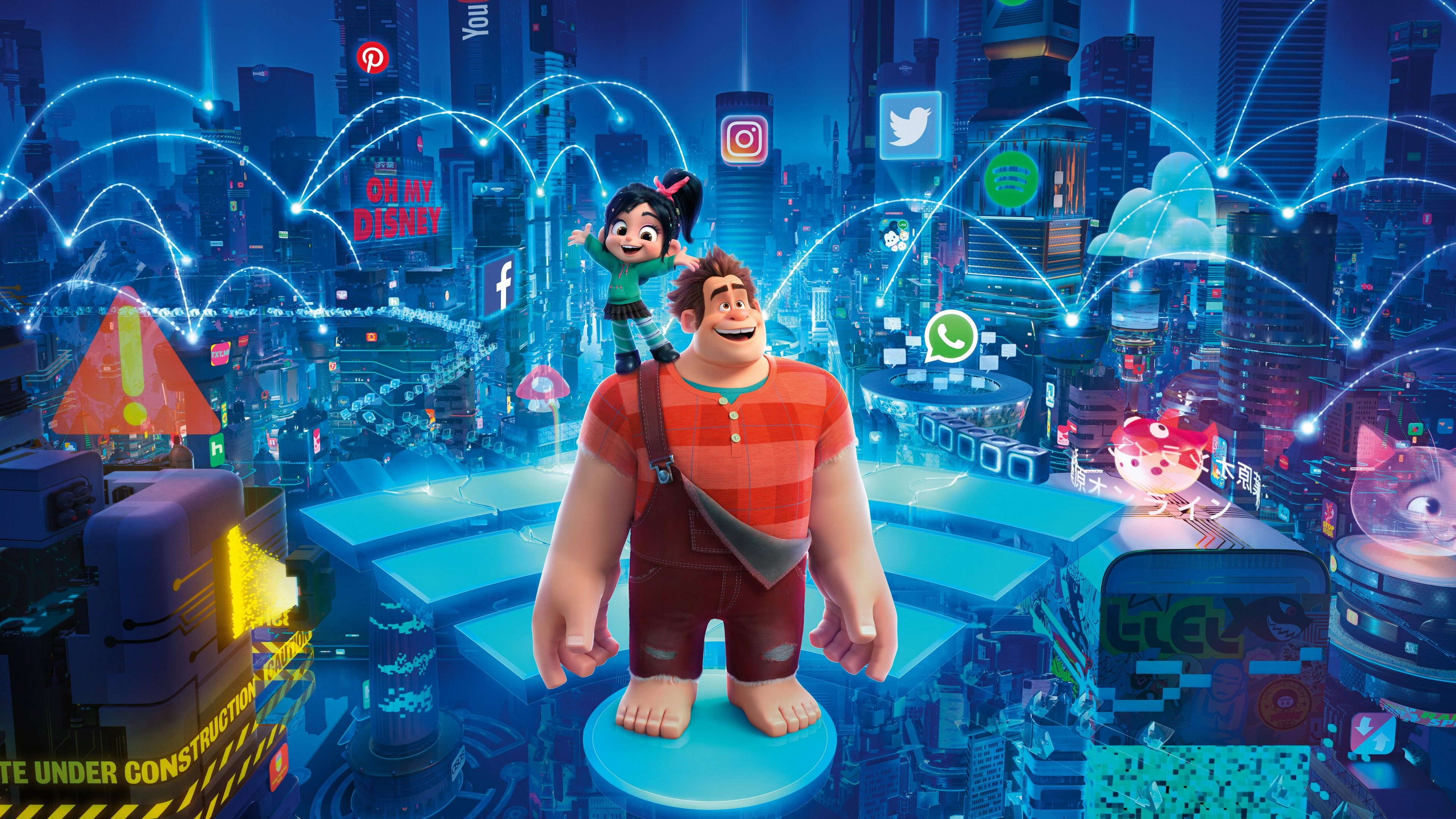 Ralph 2 | Movies | Disney films, Streaming movies, Movies online