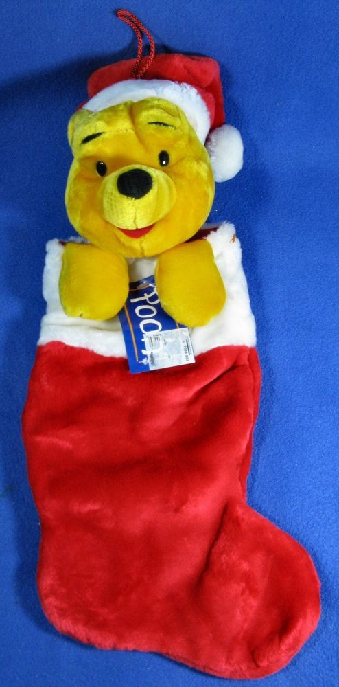 Disney Winnie The Pooh Christmas Stocking 20\