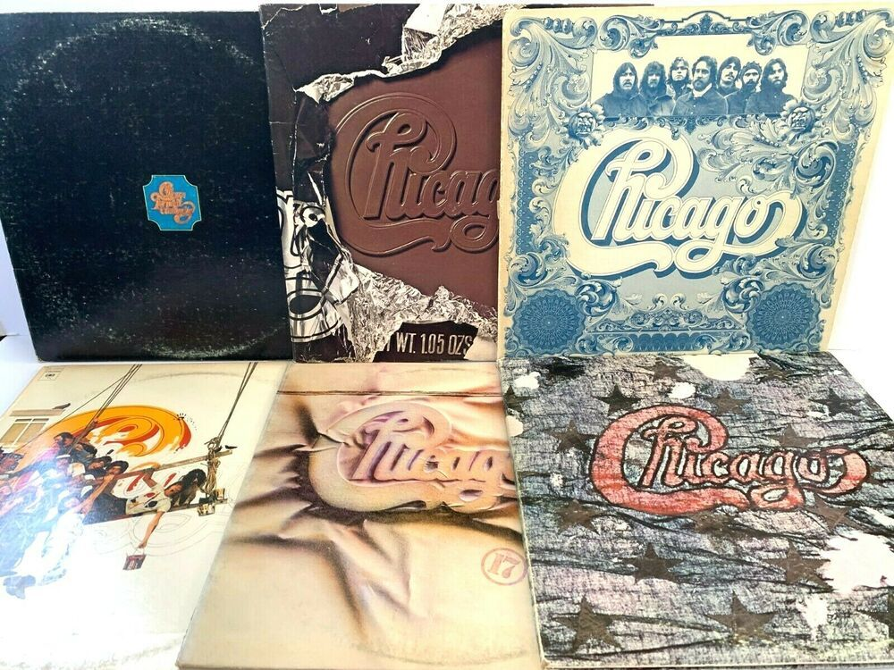 Chicago Transit Authority Lp Vinyl Record Album Lot Iii Vi Ix X 17 Self Titled Vinyl Records Vinylrecords A Vinyl Record Album Record Album Vinyl Records