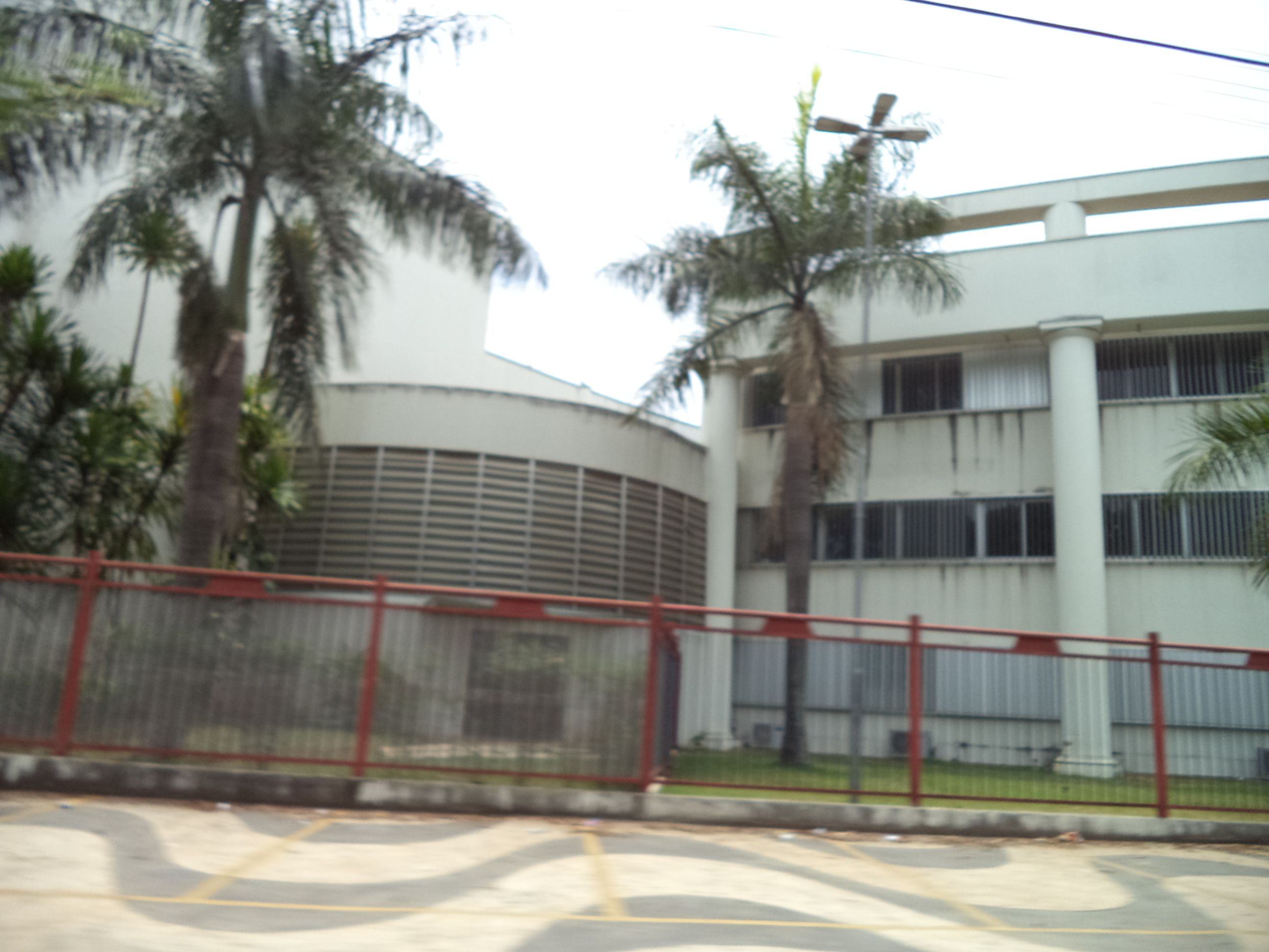 SESC Jardim América, Goiânia.