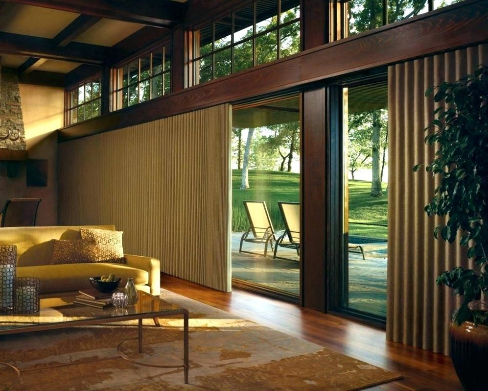Window coverings for sliding doors  image result for large windows in living room  my future home