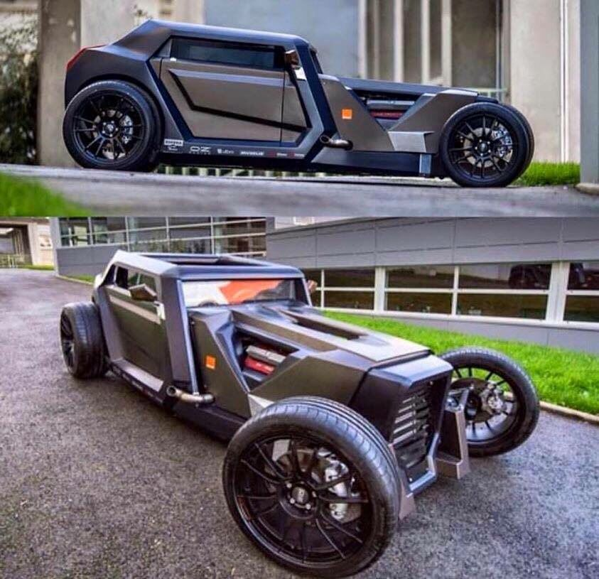 Modern day hot rod... | Automobiles/Bikes | Pinterest | Cars