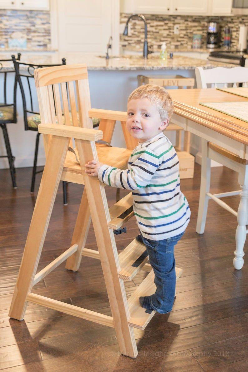 Schuster Booster Toddler Dining Chair High Chair Etsy Muebles Para Colgar Ropa Silla De Comer Bebe Periqueras Para Bebe