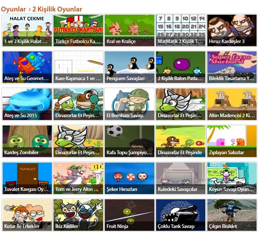 Iki Kisilik Oyunlar 2 Kisilik Oyunlar Oyunlar Kisilik Gercekler