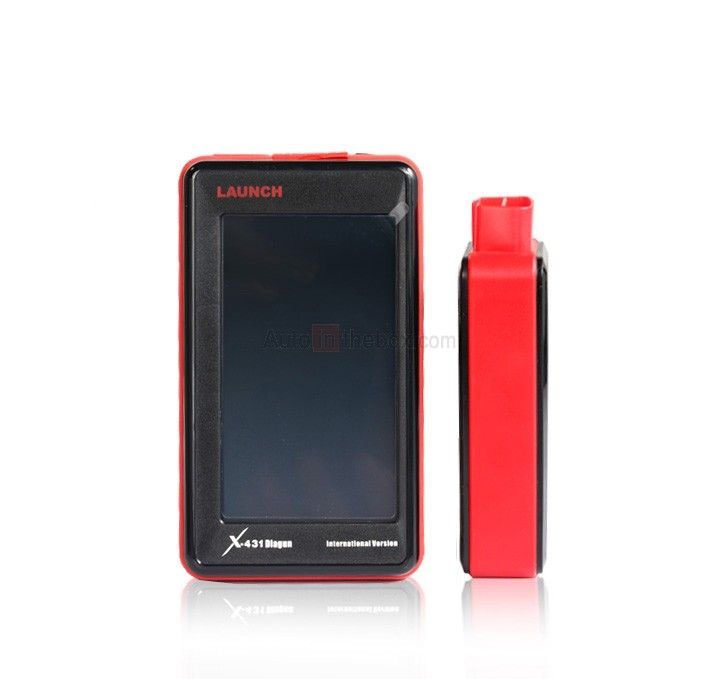 Launch x431 diagun III is professional Launch X431 scanner http://www.autointhebox.com/launch-x431-diagun-iii-scanner_c26 #OBD