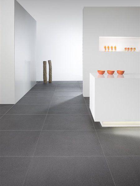 Grijze Grote Tuintegels.Mosa Tiles The Quartz Collection Is A New Generation Of Unglazed