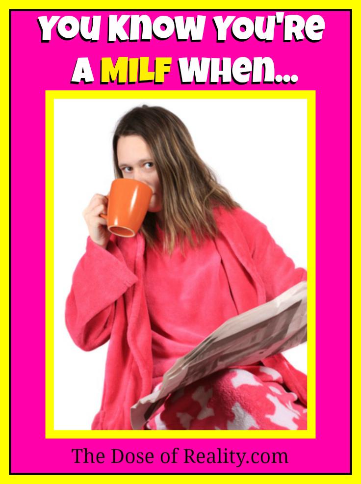 Slutty milf mom captions