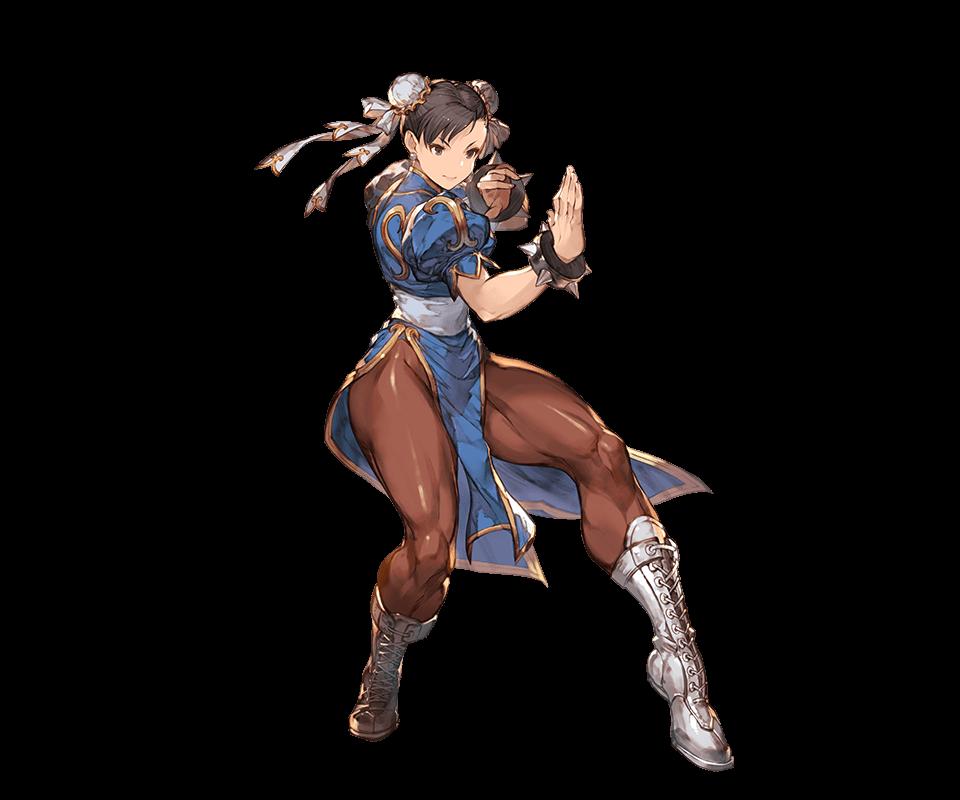 Chunli B Chun Li Granblue Fantasy Wiki Personagens Street Fighter Street Fighter Cartoons Sensuais