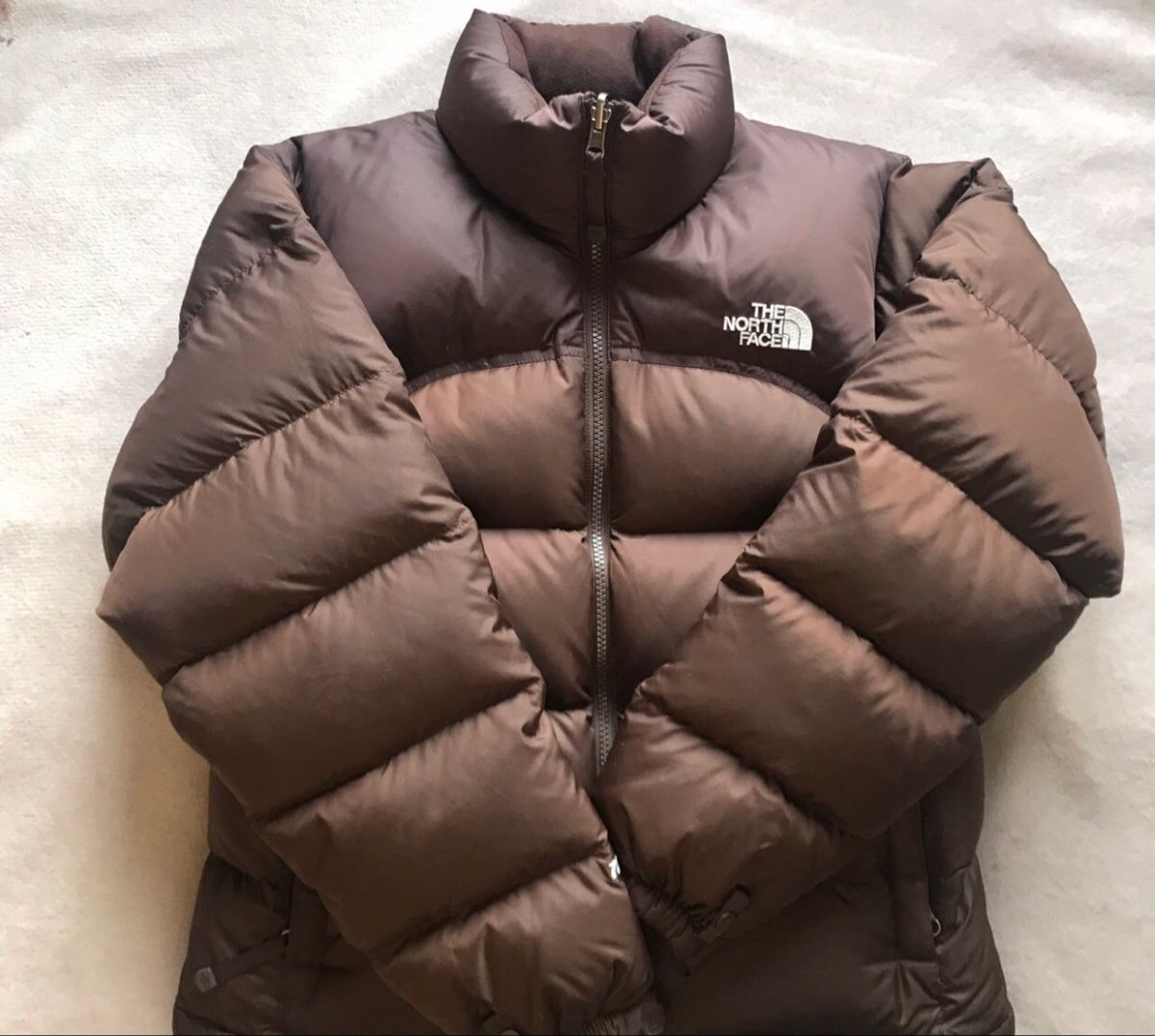 Brown Northface Puffer Brown North Face Puffer Brown North Face North Face Puffer [ 1076 x 1200 Pixel ]