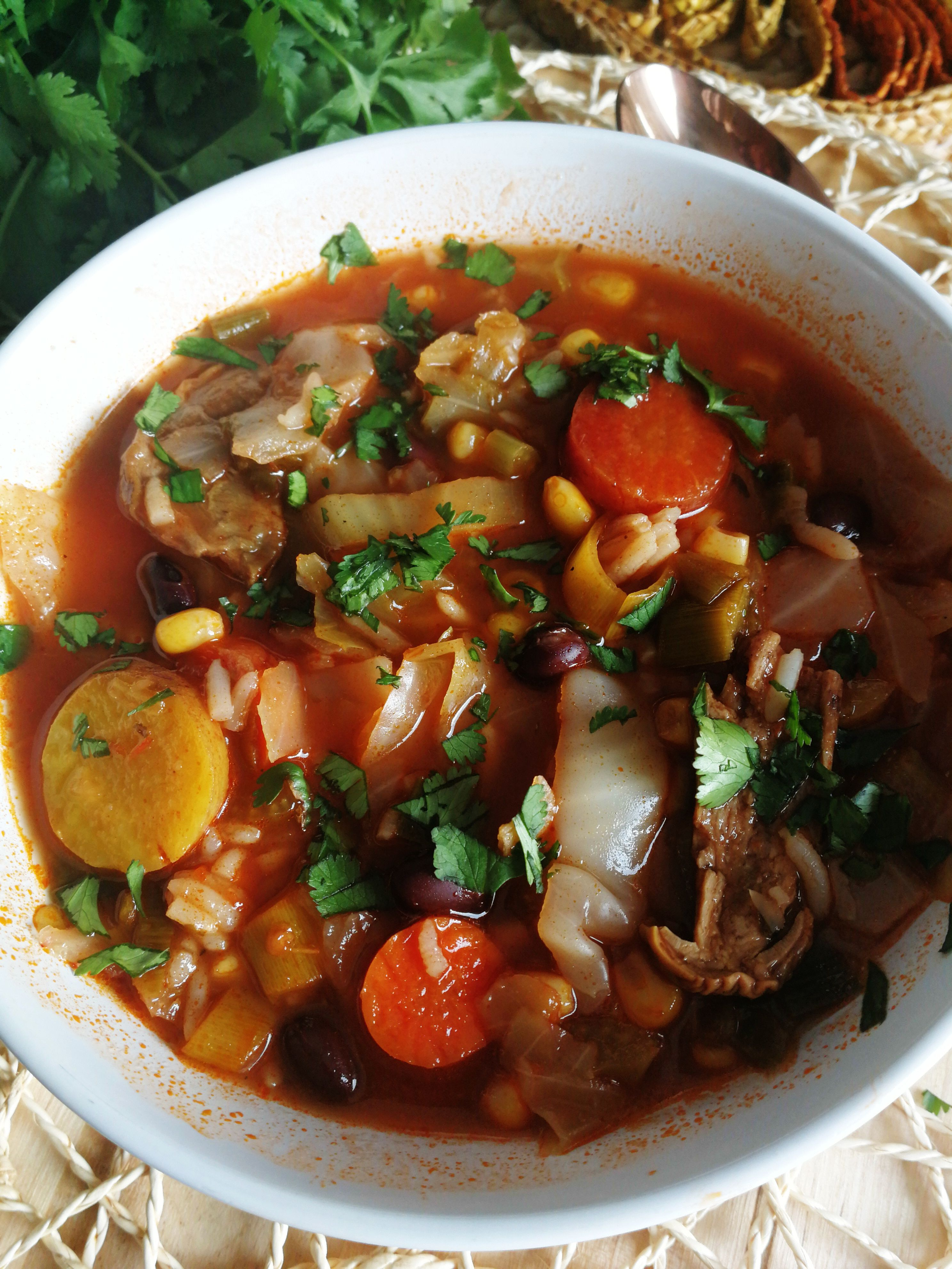 Cabbage soup recipe vegetarian cabbage soup