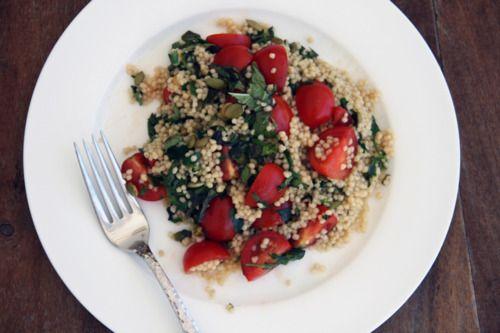 Tasty Plan - Endless Summer Tomato Coucous