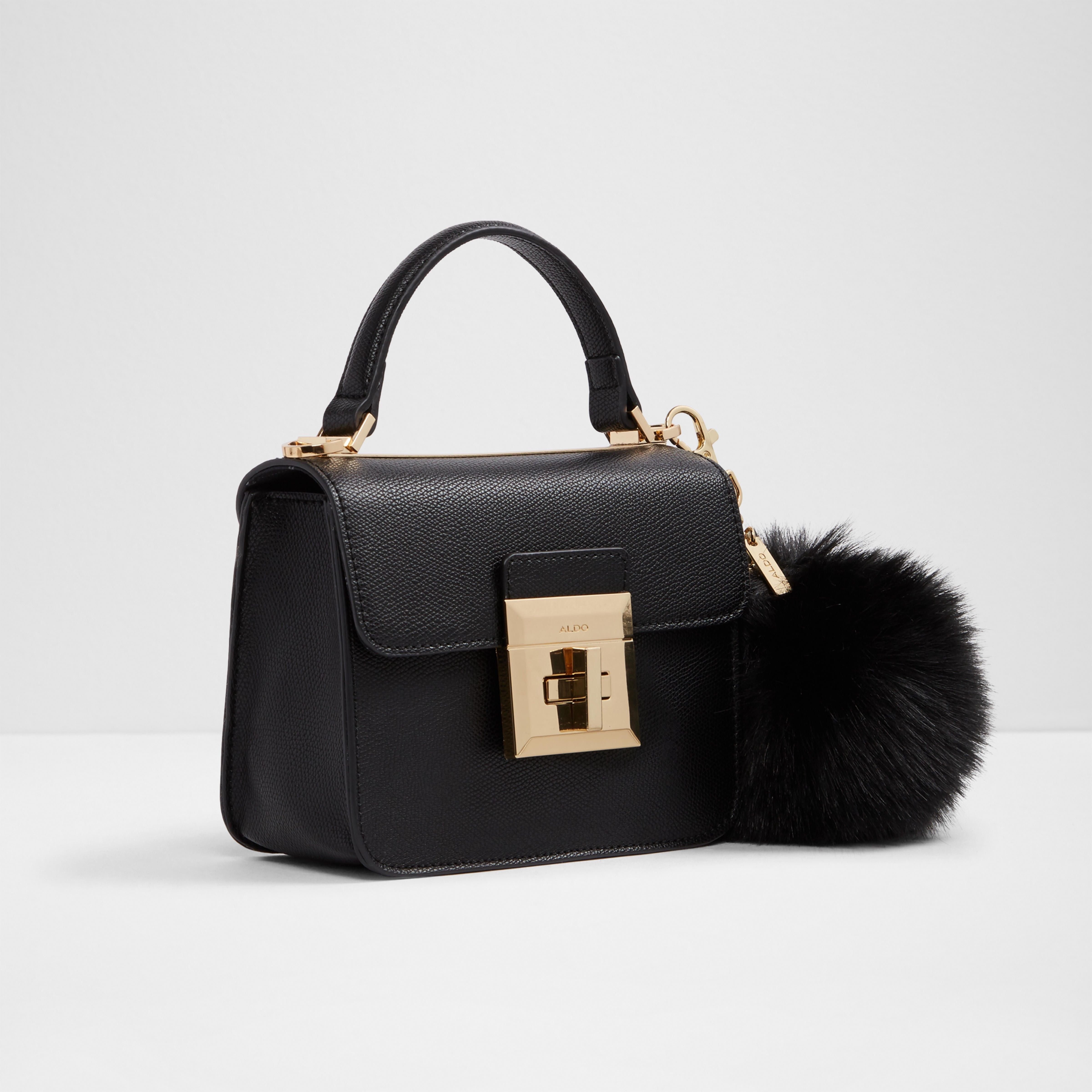 c9df3c0e2af Aldo Chiadda - Midnight Black Mini Bag