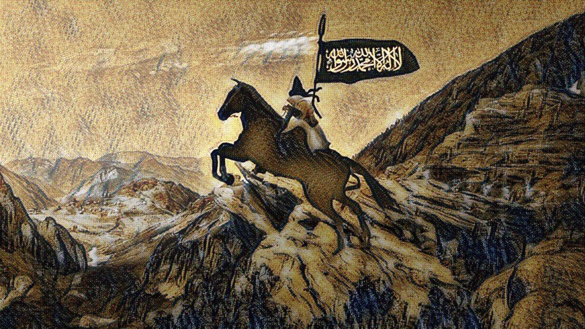 Islamic army wallpaper...