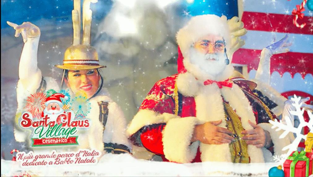 Il Villaggio di Babbo Natale a Cesenatico cosa propone e