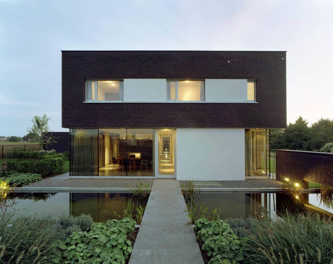 Moderne Villa mit coolen Ideen   Das zuhause, Moderne villa und Die ...