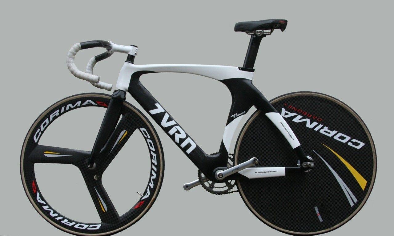 7vrn Carbon Track Bike 850 49cm Bicycles Pinterest