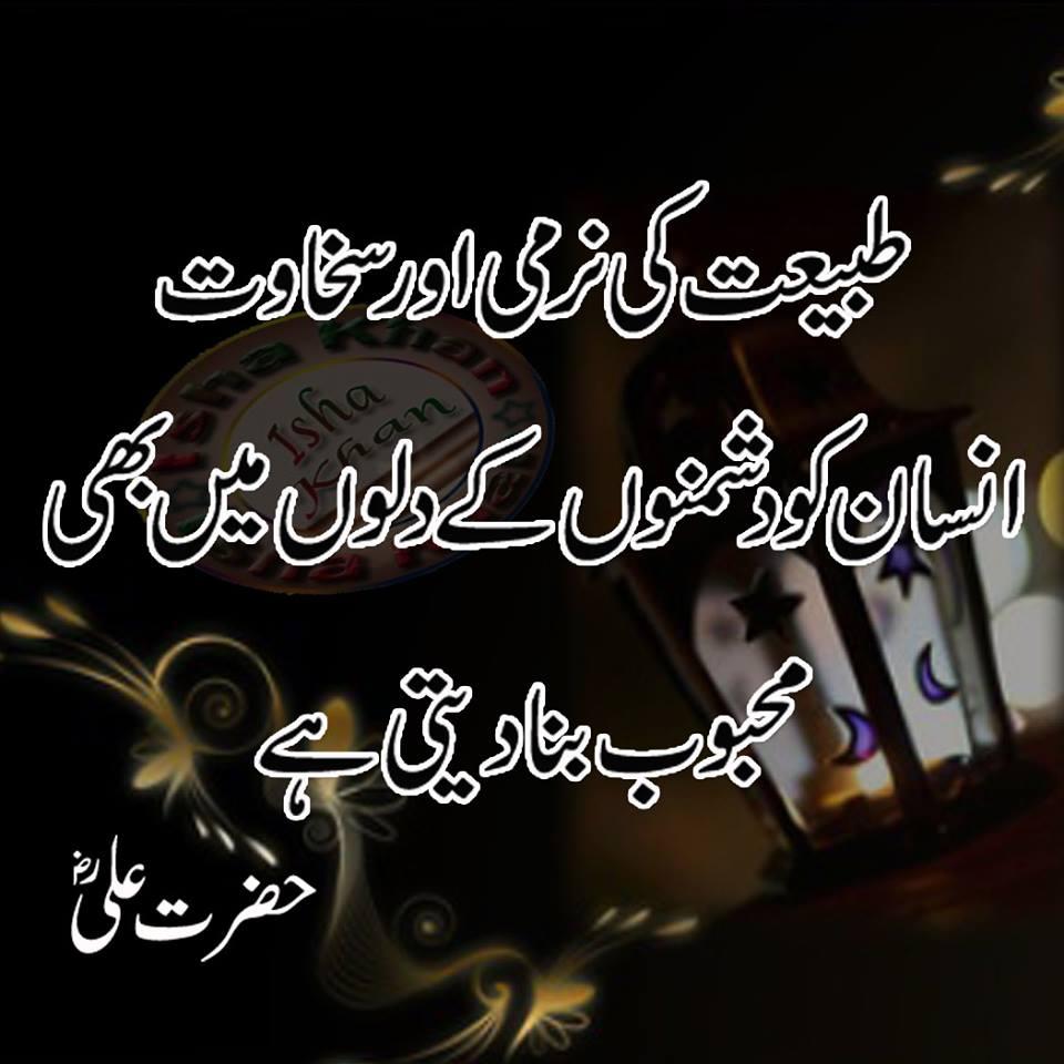 Hazrat Ali Famous Quotes In Urdu: Pin By Nauman On Urdu Quotes