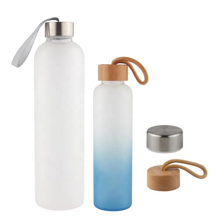 Water Glass Bottle Glass Water Bottle Glass Bottles Wholesale Bottle