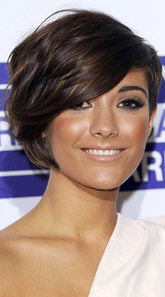 Frankie Sandfords Hair A Look Back Makeup Frankie Sandford