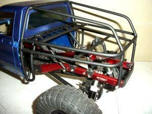 We Are Fabricators Of Custom Rc Parts Such As Roll Cages For The Axial Honcho Hilux X2f Trail Finder Pro Line Roll Cage Trail Finders Radio Controlled Boats