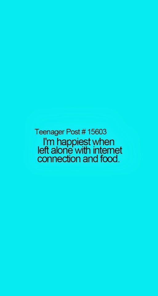Teens post