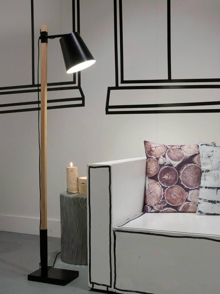 Its About Romi Accessoires.Romi Designwonen Com Woodwork White Floor Lamp It S
