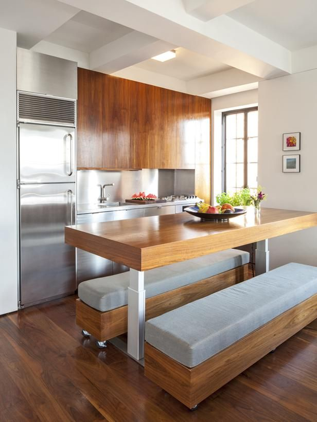 20+ Tips For Turning Your Small Kitchen Into An Eat In Kitchen On