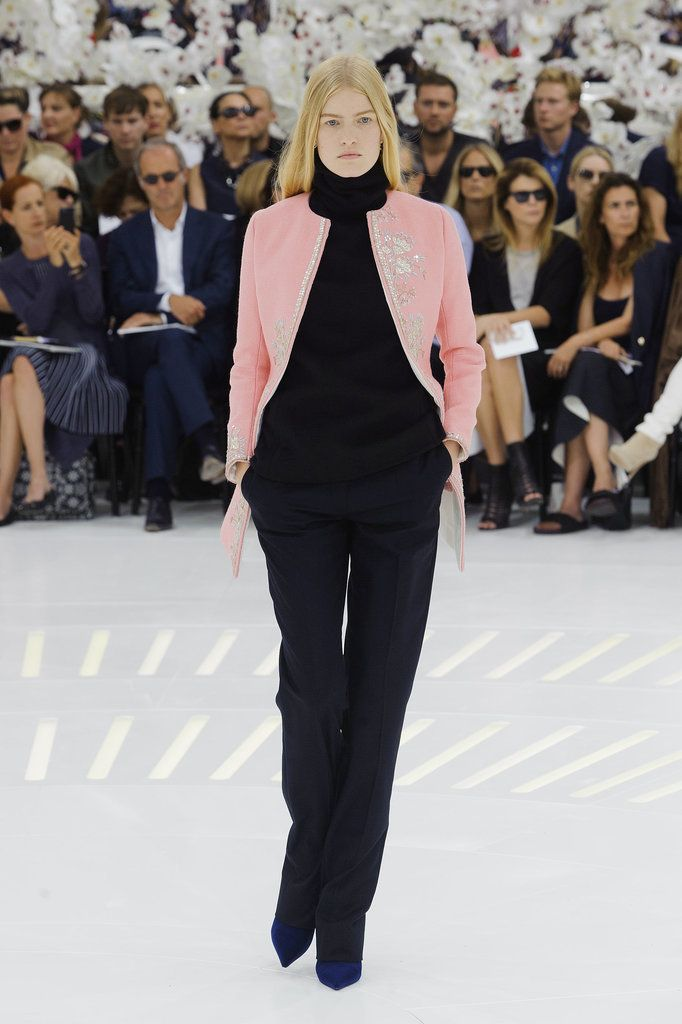 f734d6647c0 Christian Dior Haute Couture Fashion Week Fall 2014