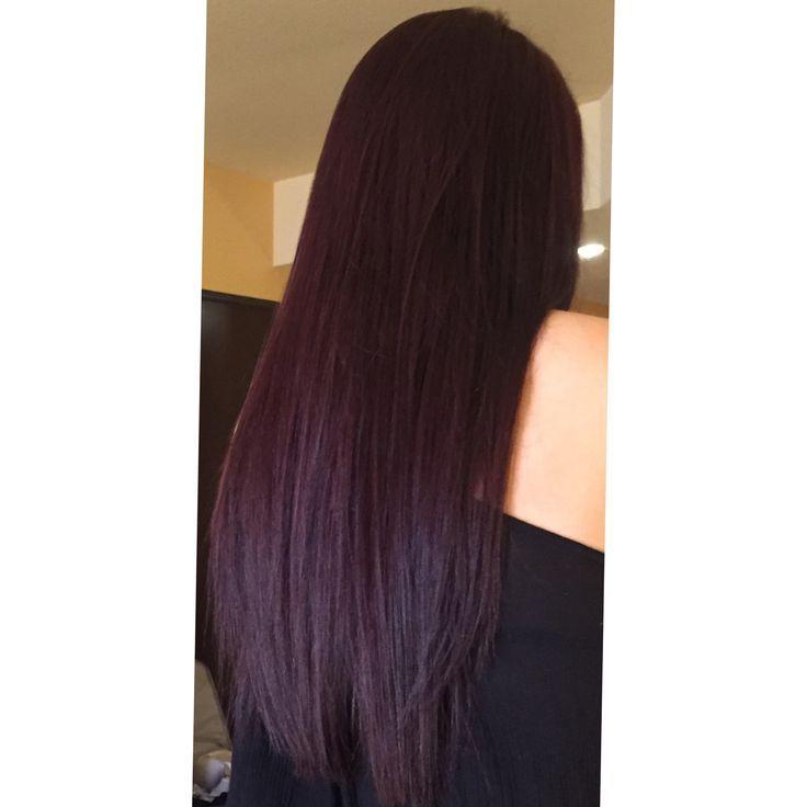 Image Result For Black Violet Hair Beautyfashion Pinterest