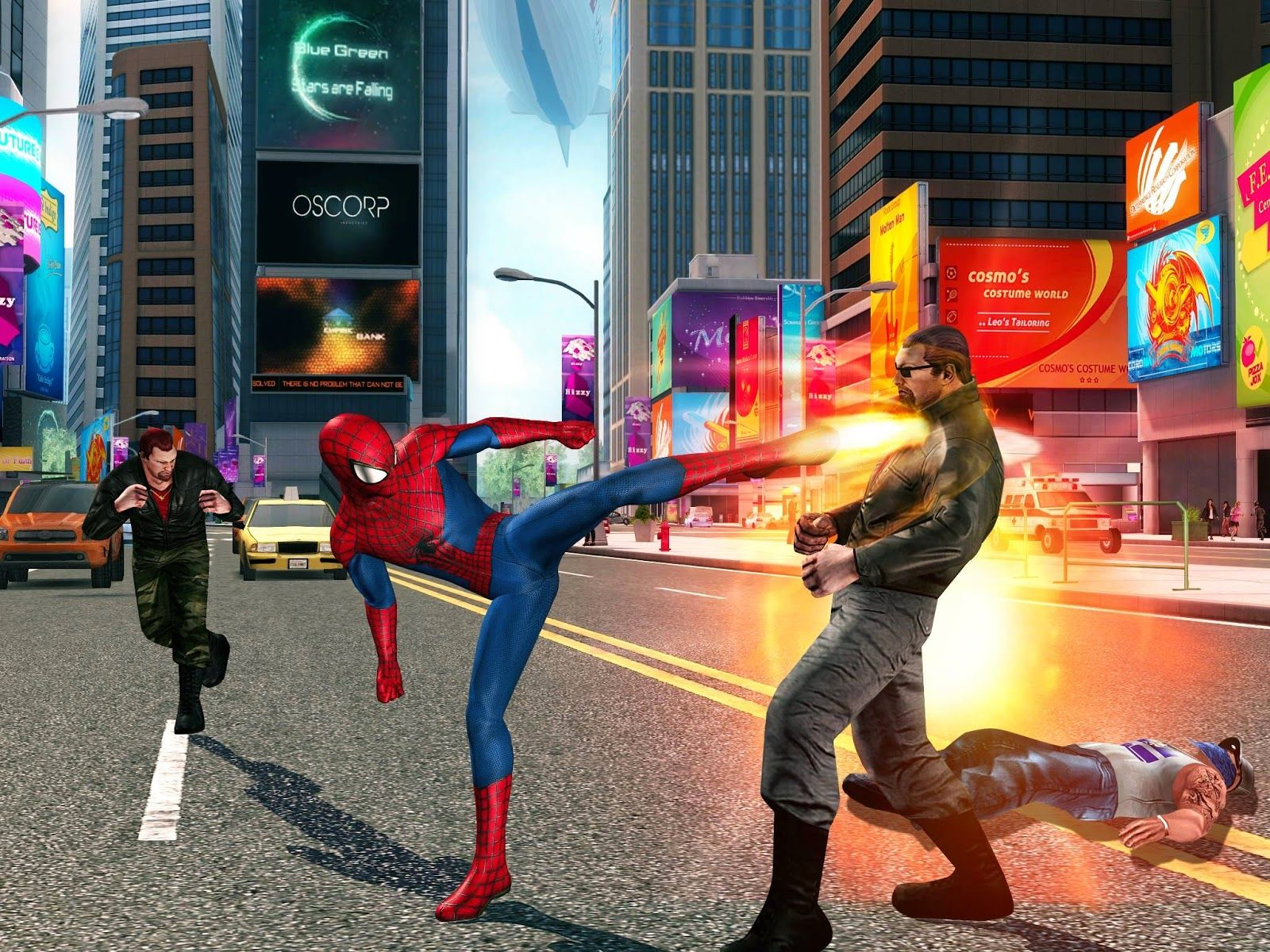 download the amazing spider man 2 trainer for pc