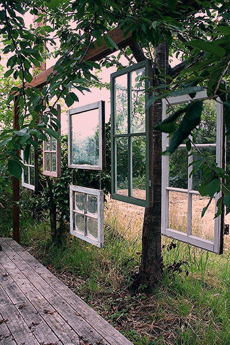 Photo of 10 Möglichkeiten, um alte Holzfenster in Ihrem Haus aufzurüsten – Garten