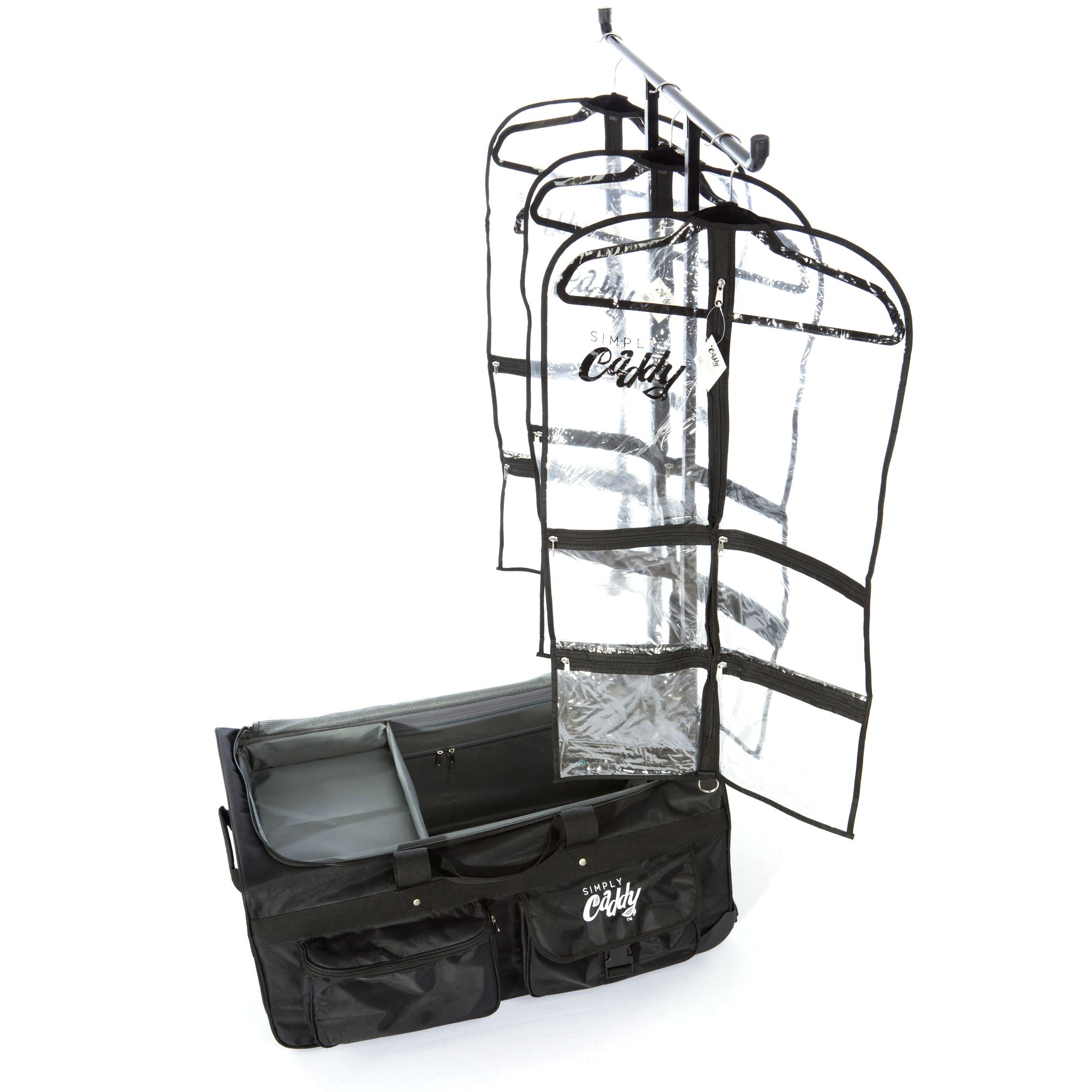 The Side Garment Rack Is Awesome Caddy Bag Dance