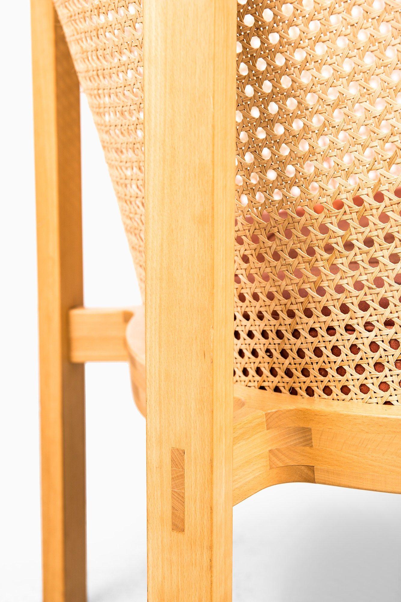 Rud Thygesen & Johnny S Rensen Easy Chairs Model 7701
