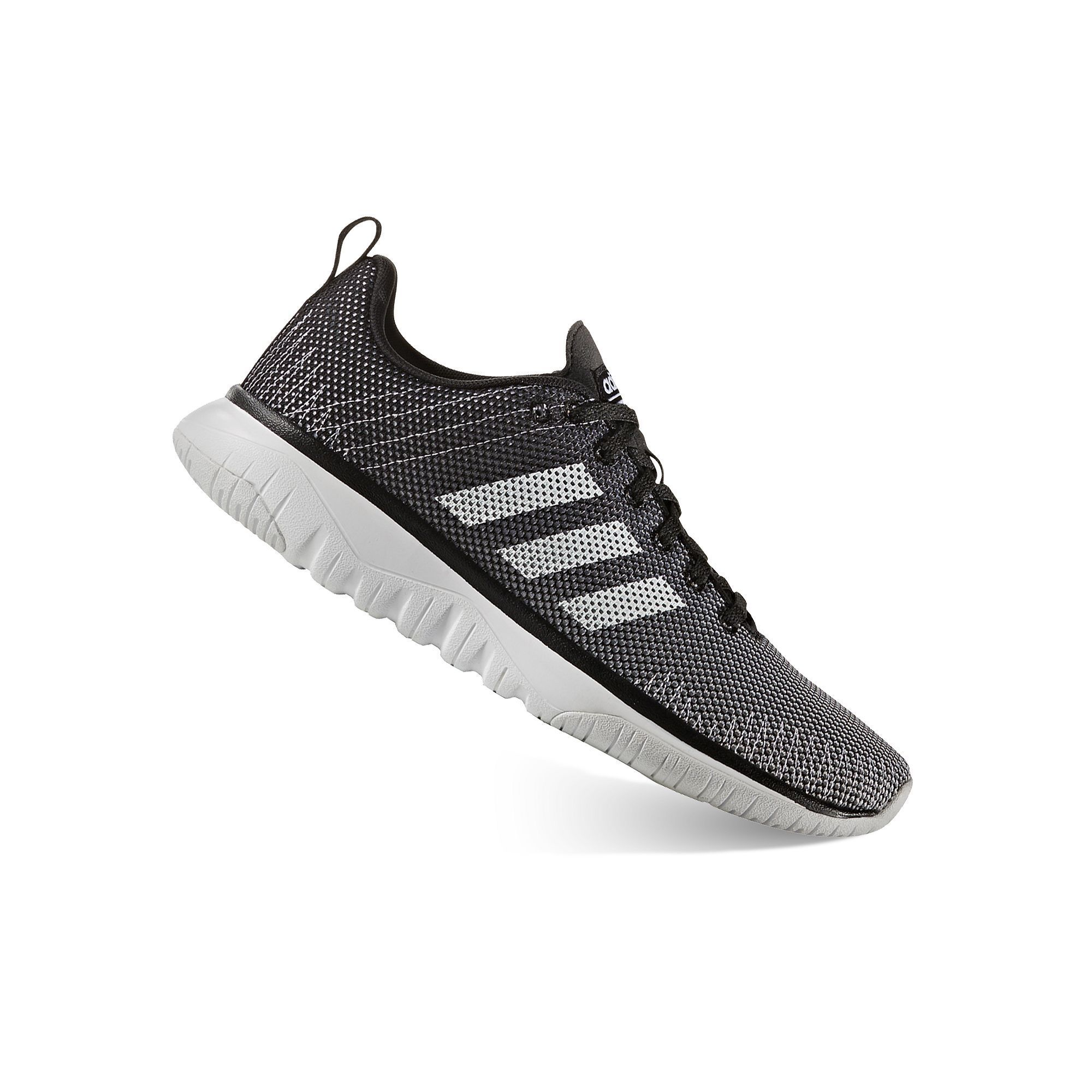 adidas neo cloudfoam super flex scarpe da donna, dimensioni: grey