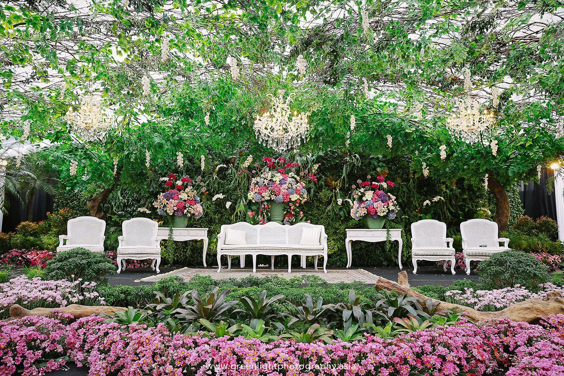 Secret Garden Wedding At Pondok Indah Lestari The Bride Dept Tempat Pernikahan Tips Pernikahan Pernikahan