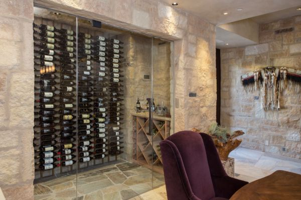 How Much Does it Cost to Build a Wine Cellar | Custom wine ...