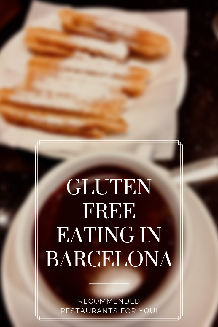 Gluten Free Eating In Barcelona Spain Why Yes You Can Check Out Our Great Finds For Breakfast Lunch And Gluten Free Eating Gluten Free Travel Gluten Free