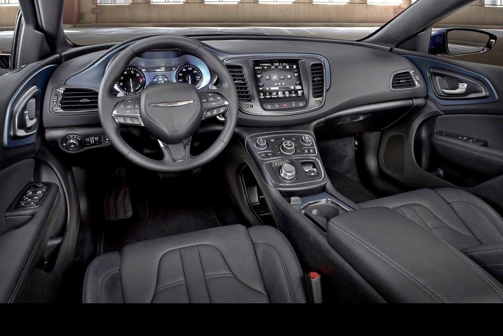 2019 Chrysler 200 Release Date Car Gallery Dengan Gambar